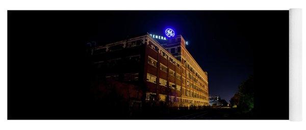 Fort Wayne In Ge Building - Jpmmedia.com Yoga Mat