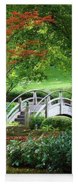 Fort Worth Botanic Garden Yoga Mat