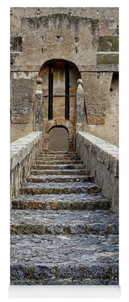 Fortezza Spagnola - Porto Santo Stefano, Italy Yoga Mat