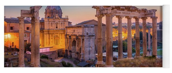 Forum Romanum Dawn Yoga Mat