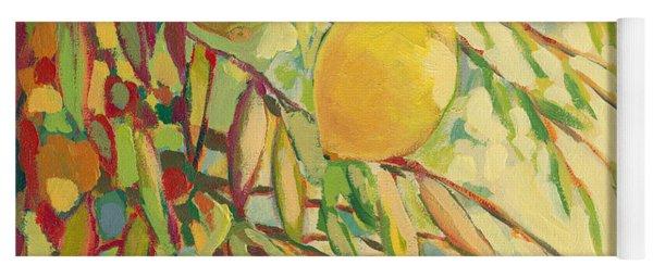 Four Lemons Yoga Mat