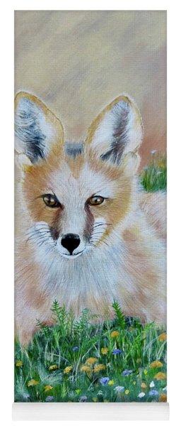Fox Yoga Mat