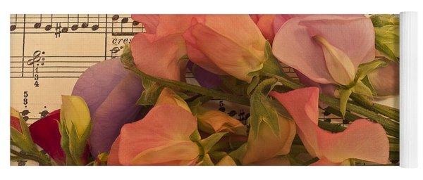 Fragrant Blossoms Yoga Mat