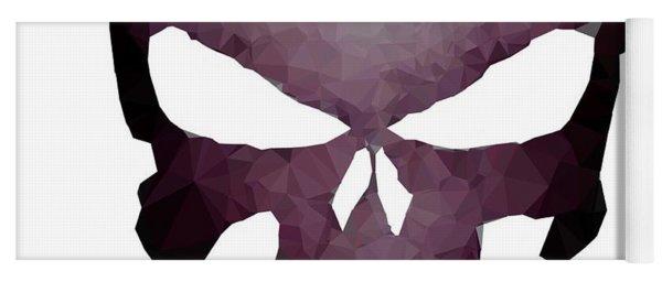 Frank Skull Yoga Mat