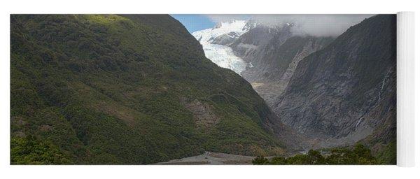 Franz Josef Glacier  Yoga Mat