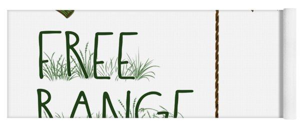 Free Range Kid Yoga Mat