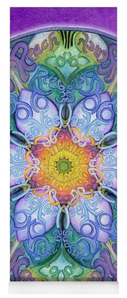Freedom Mandala Yoga Mat