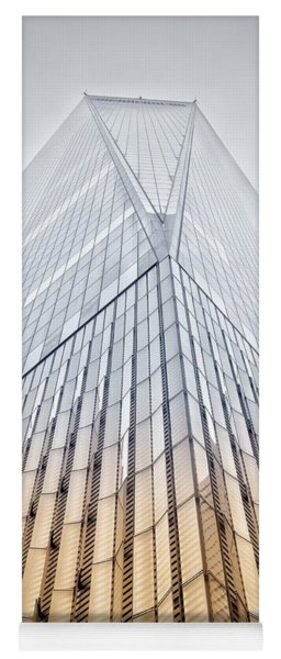 Freedom Tower  Yoga Mat