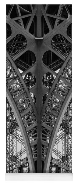 French Symmetry Yoga Mat