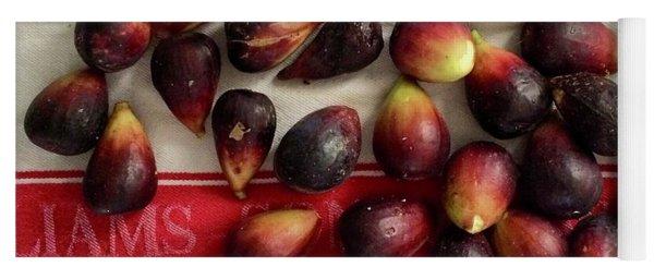 Fresh Figs Yoga Mat