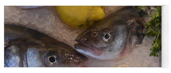 Fresh Fish Yoga Mat