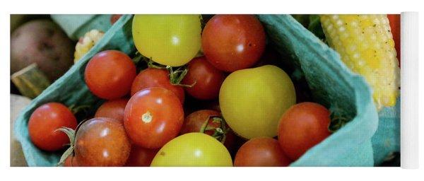 Fresh Tomatoes Yoga Mat
