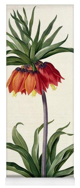 Fritillaria Imperialis Yoga Mat