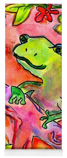 Froggy Yoga Mat