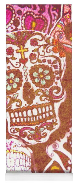 From A Tribal Design Yoga Mat