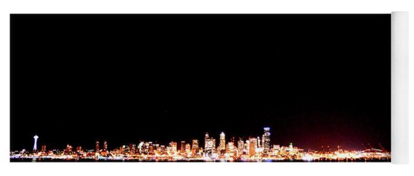 From Alki -wide Yoga Mat