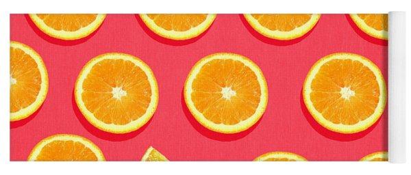 Fruit 2 Yoga Mat