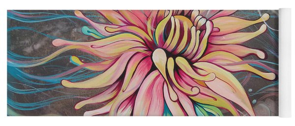 Full Bloom Yoga Mat
