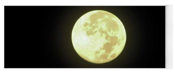 Full Moon August 2014 Yoga Mat