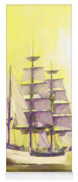 Full Sail Yoga Mat