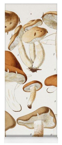 Fungi Yoga Mat