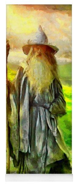 Gandalf, The  Grey Yoga Mat