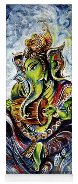 Ganesha Mridangam  Yoga Mat