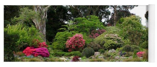 Garden Reflection Yoga Mat
