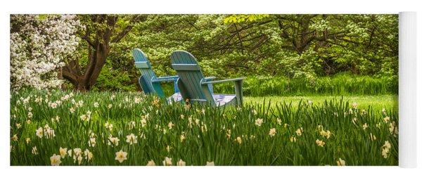 Garden Seats Yoga Mat