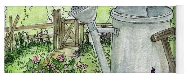 Garden Tools Yoga Mat