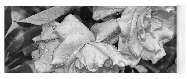 Gardenia After Rain Yoga Mat