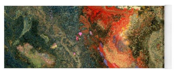 Geology-volcanic Yoga Mat