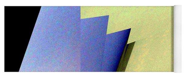 Geometric Abstract 5 Yoga Mat