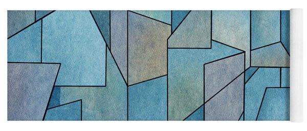 Geometric Abstraction IIi Yoga Mat