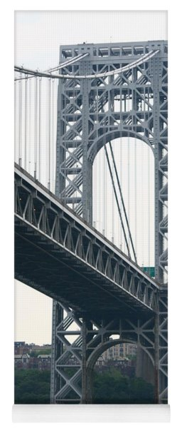 George Washington Bridge Yoga Mat