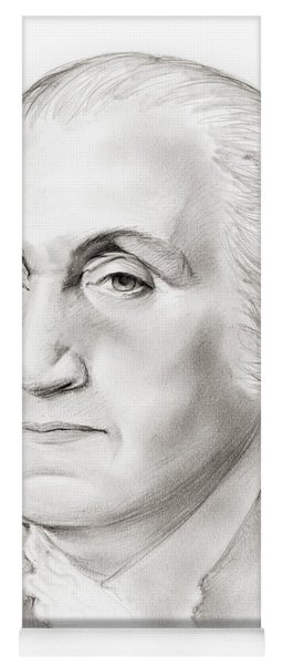 George Washington Yoga Mat