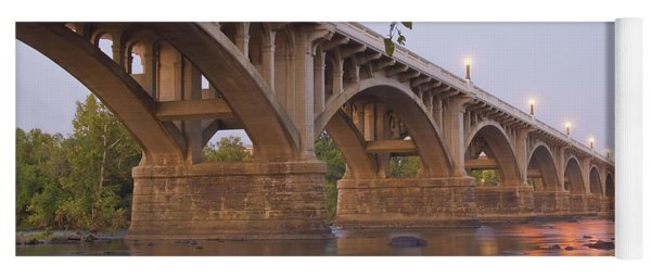 Gervais Bridge Yoga Mat
