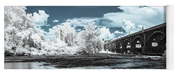 Gervais St. Bridge-infrared Yoga Mat