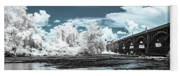 Gervais St. Bridge-infrared Yoga Mat
