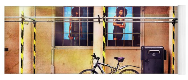 Giant Passion Bicycle Yoga Mat