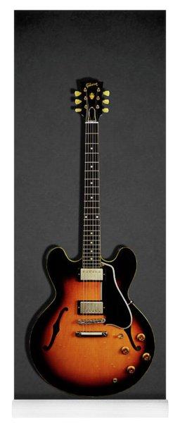 Gibson Es 335 1959 Yoga Mat