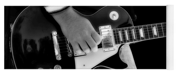 Gibson Les Paul Guitar  Yoga Mat
