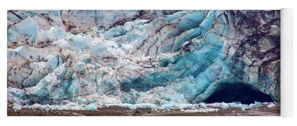 Glacier Cave Yoga Mat
