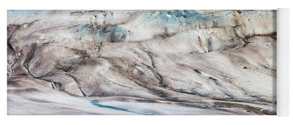 Glacier Ice Yoga Mat