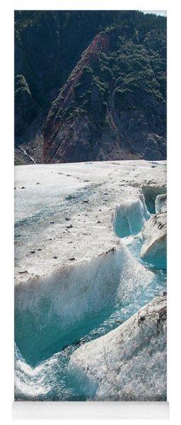 Glacier Melt Yoga Mat