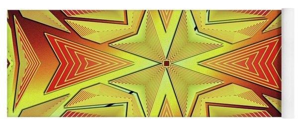 Gliftex Illustrative Yoga Mat