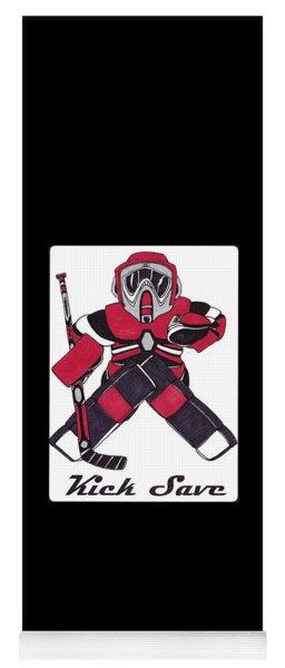Hockey Goalie Yoga Mats