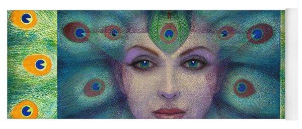 Goddess Isis Visions Yoga Mat