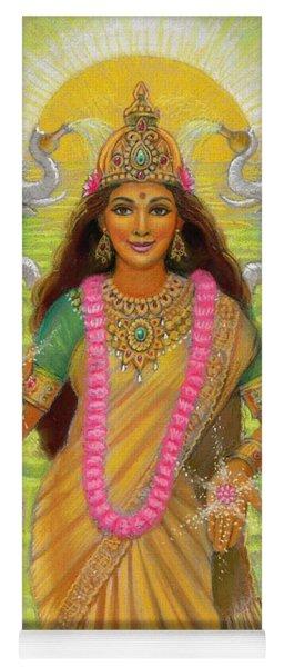 Goddess Lakshmi Yoga Mat