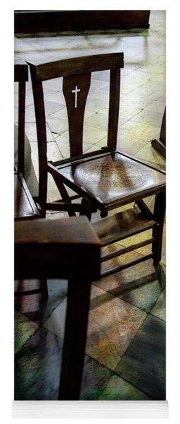 God's Chair Yoga Mat